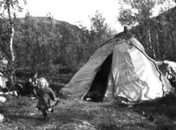 Sommerboplass tilhørende Klemet Buljo (Lemun Lemet). En lite