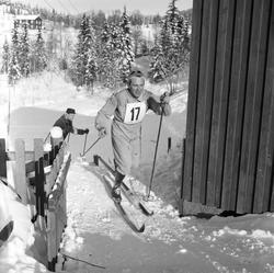 Serie. Skiløperen Halgeir Brenden konkurrerer og jobber som