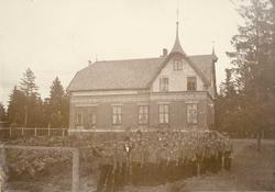 Internatbygningen Breidablikk på Bastøy skolehjem, Bastøya,