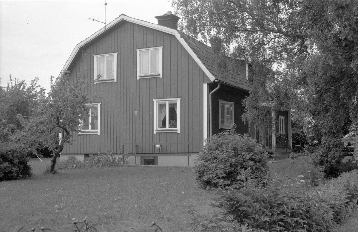 Bostadshus, Sundbro 4:2, Bälinge socken, Uppland 1983