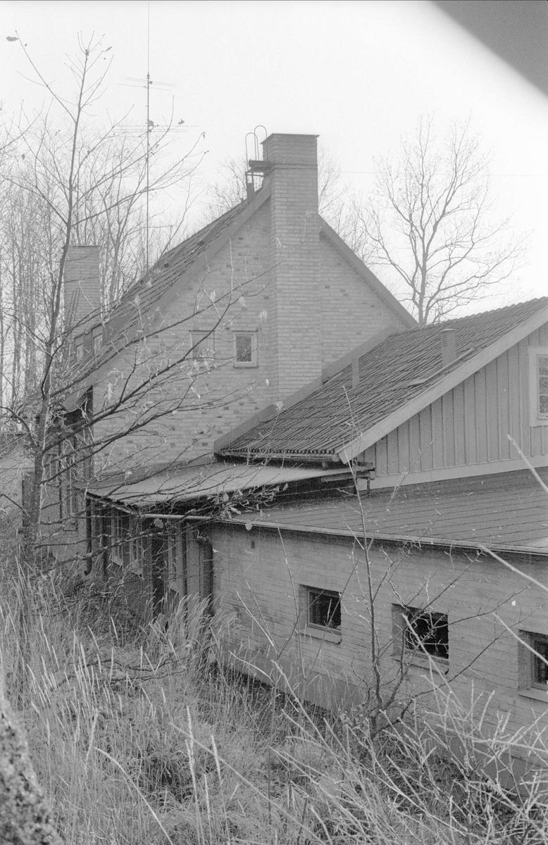 Tillbyggnad, bostadshus och tillbyggnad före detta affär, Torpet - Fullerö, Fullerö 21:39, Gamla Uppsala socken, Uppland 1978