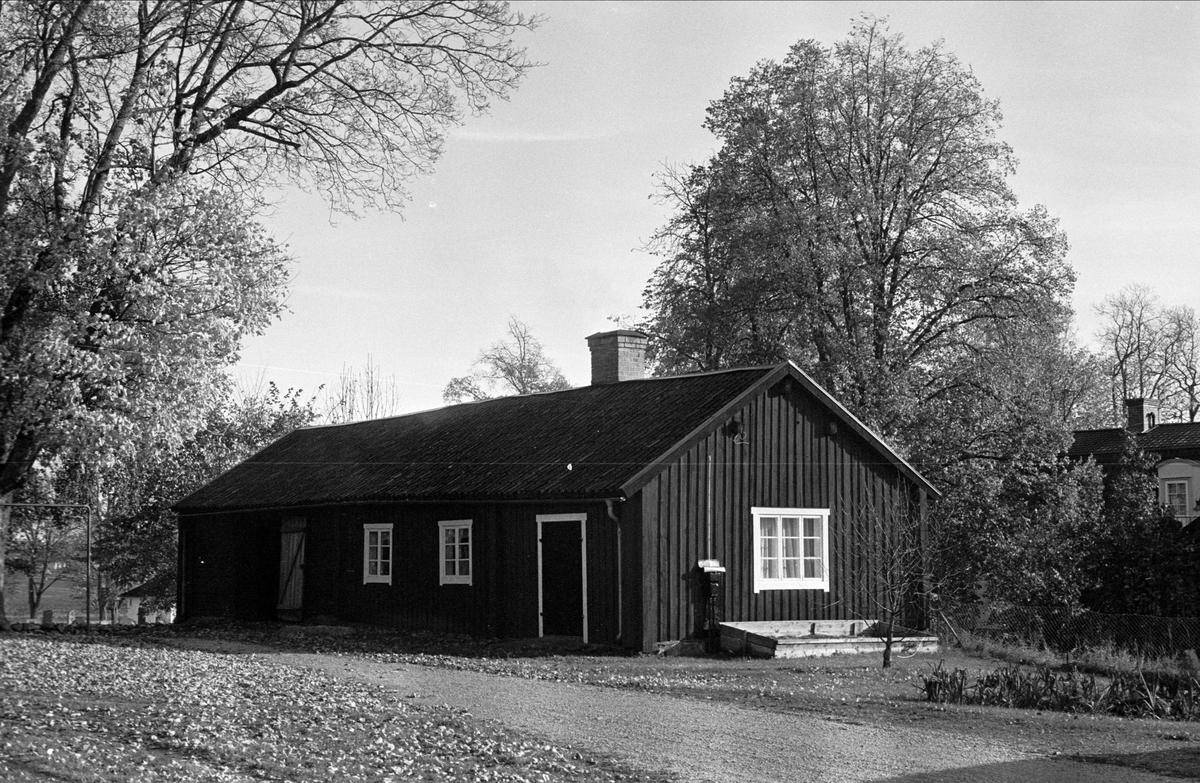 Lider och brygghus, Balingsta prästgård, Balingsta socken, Uppland