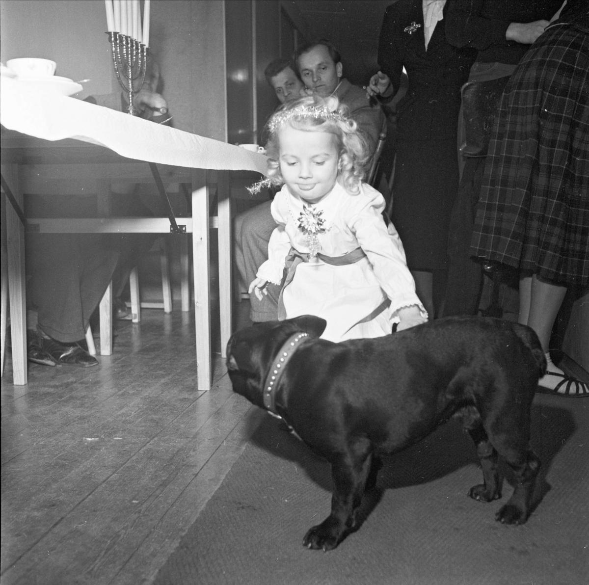 Konditor Berggrens dotter, Uppsala 1952