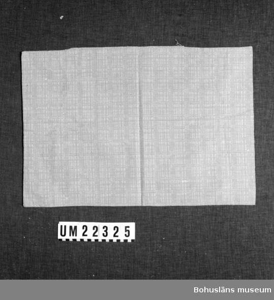 594 Landskap BOHUSLÄN  Grå-vit melerat.  UMFF 102:2 ::