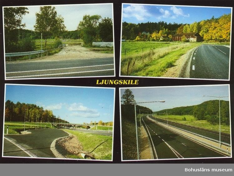 """Ljungskile: Motorvägen 1995""."