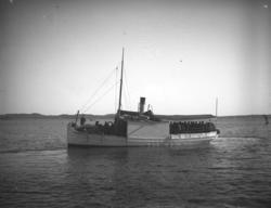 Ångaren S/S GREBBESTAD 1919