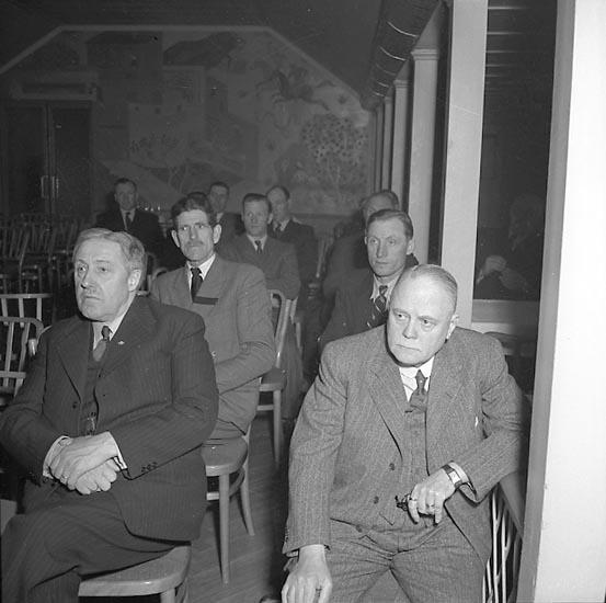 """Enligt notering: """"Hushållningsällskapet 12/6 1947""""."""