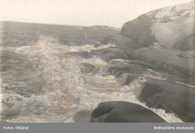 """Noterat på kortet: """"Lysekil."""" """"Foto Nord. Konst."""" """"Bohuslän 6001/5."""""""