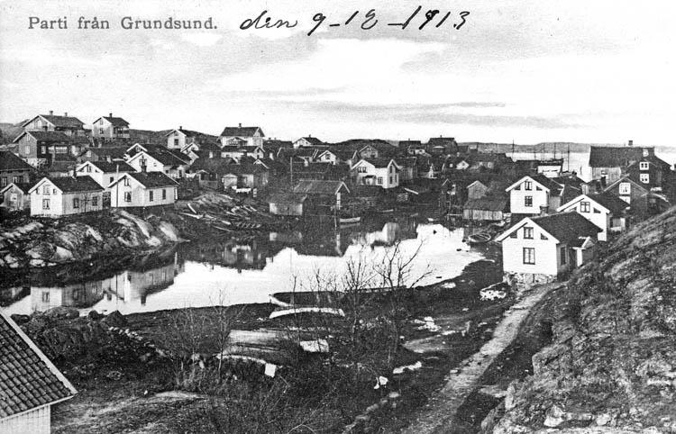 Parti från Grundsund, Söhalla.