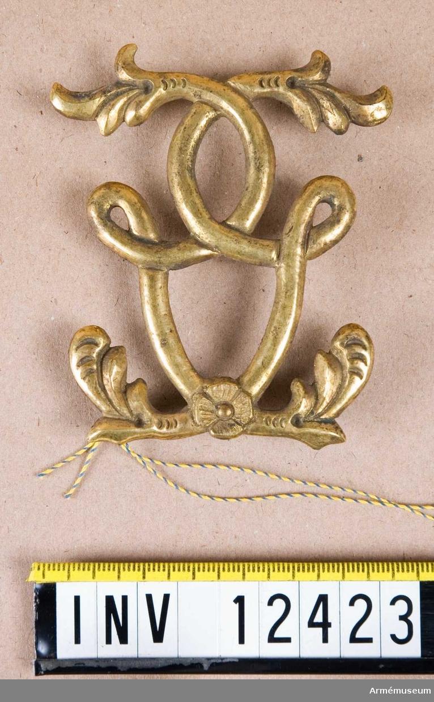 Grupp C, 31264.  Gåva av fabrikör Peterson, 1882-02-09.