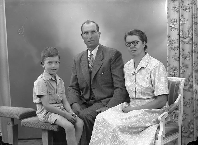 "Enligt fotografens journal nr 8 1951-1957: ""Helgesson, Herr Hilding Öröd, Svenshögen""."