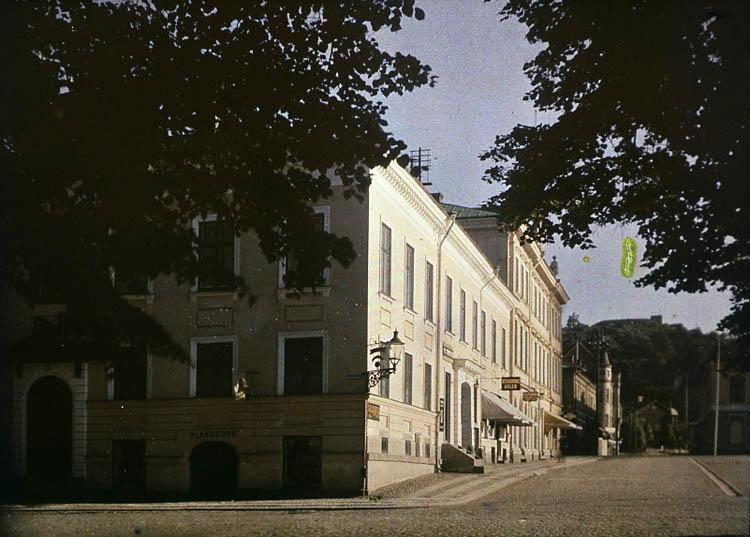 Svanbergska huset, Uddevalla 1928