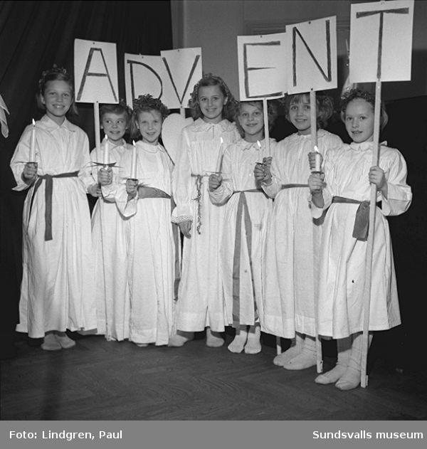 Adventsfest på Harmoni.