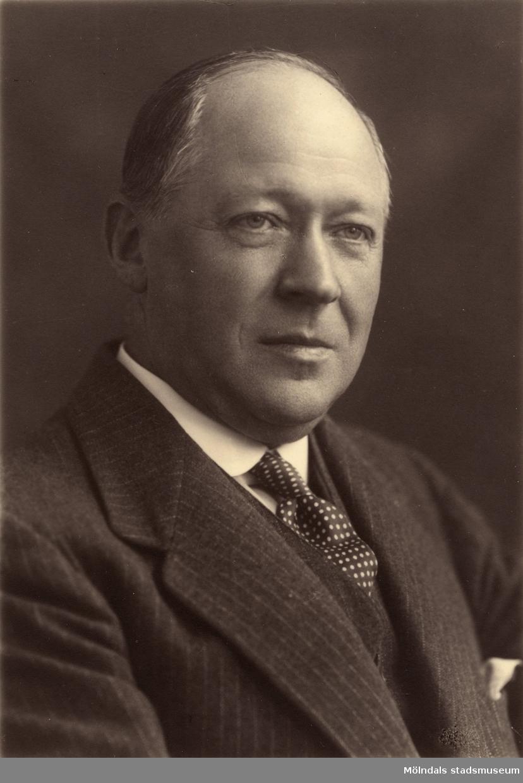Anders Hellström, 1935.