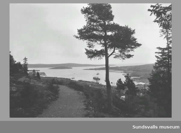 Utsikt från Norra berget