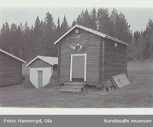 kulturmiljöinventering i Stöde socken.