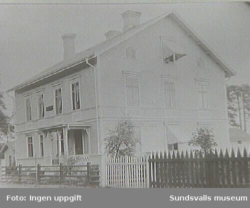 Apoteket på Köpmangatan 56, Timrå.