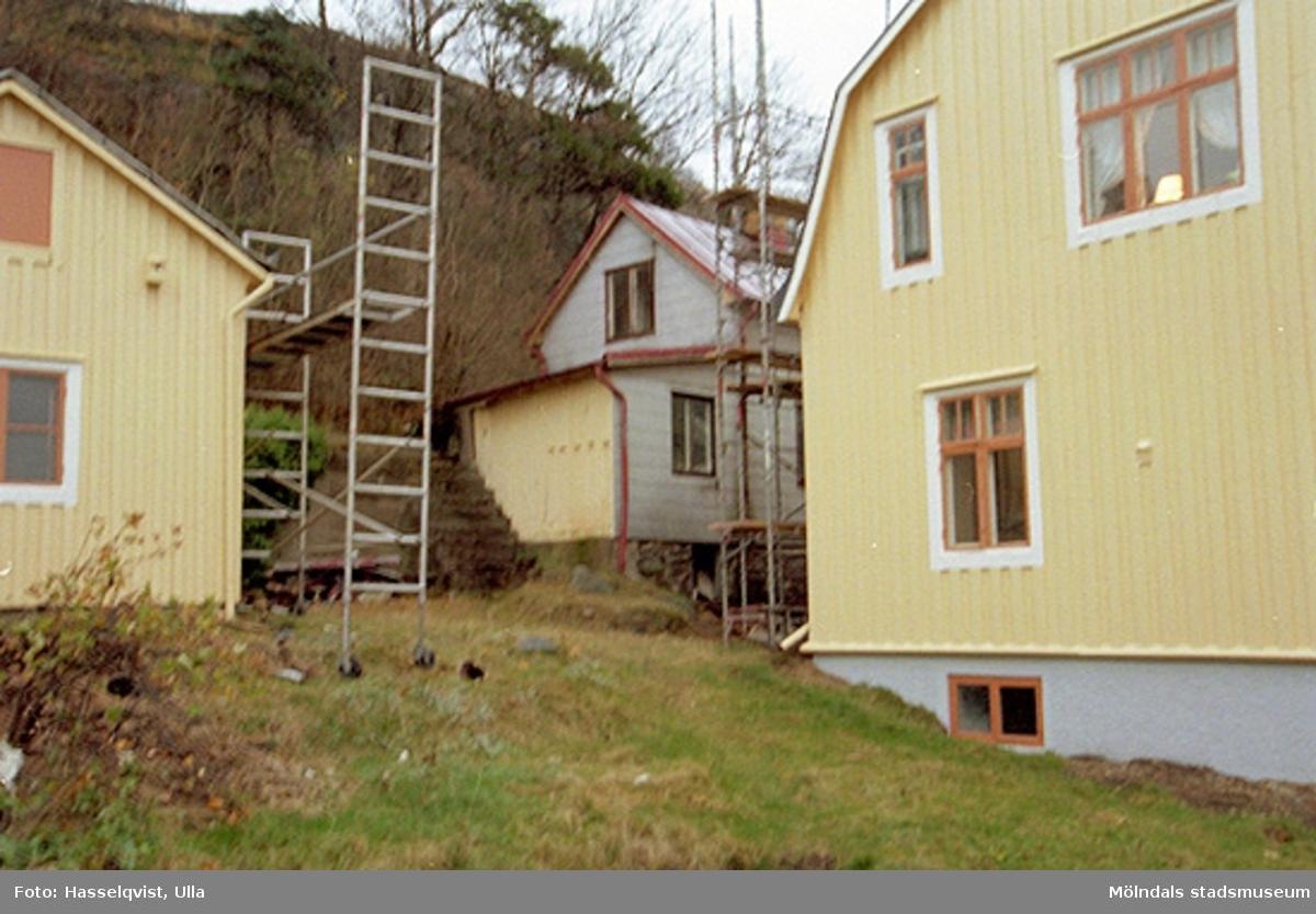 Störtfjällsgatan 116, Trädgården 1:122, 1996-10-24.