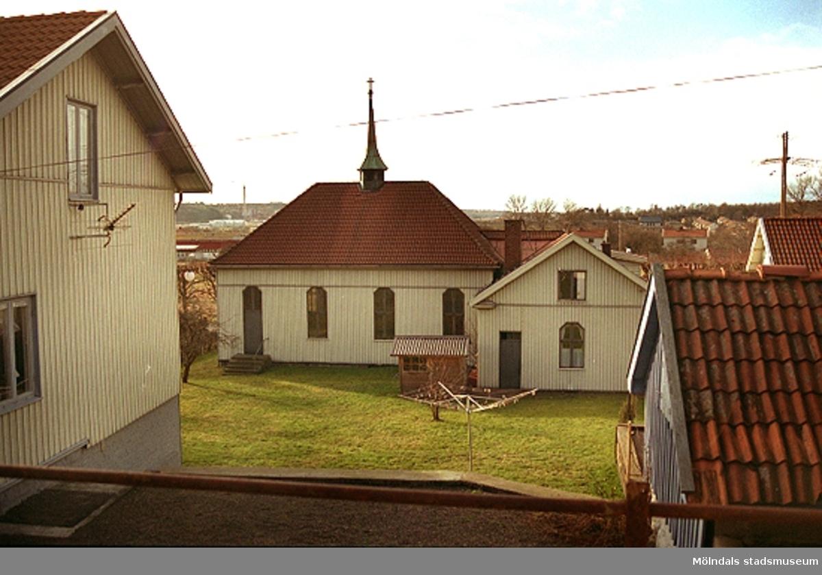 Metodistkyrkan i Rävekärr.