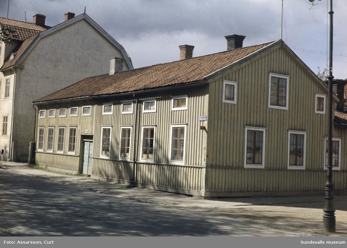 Norrmalm, Skepparegatan 13.