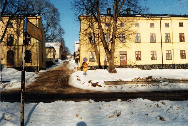 Postkontoret 170 11 Drottningholm Ekerövägen