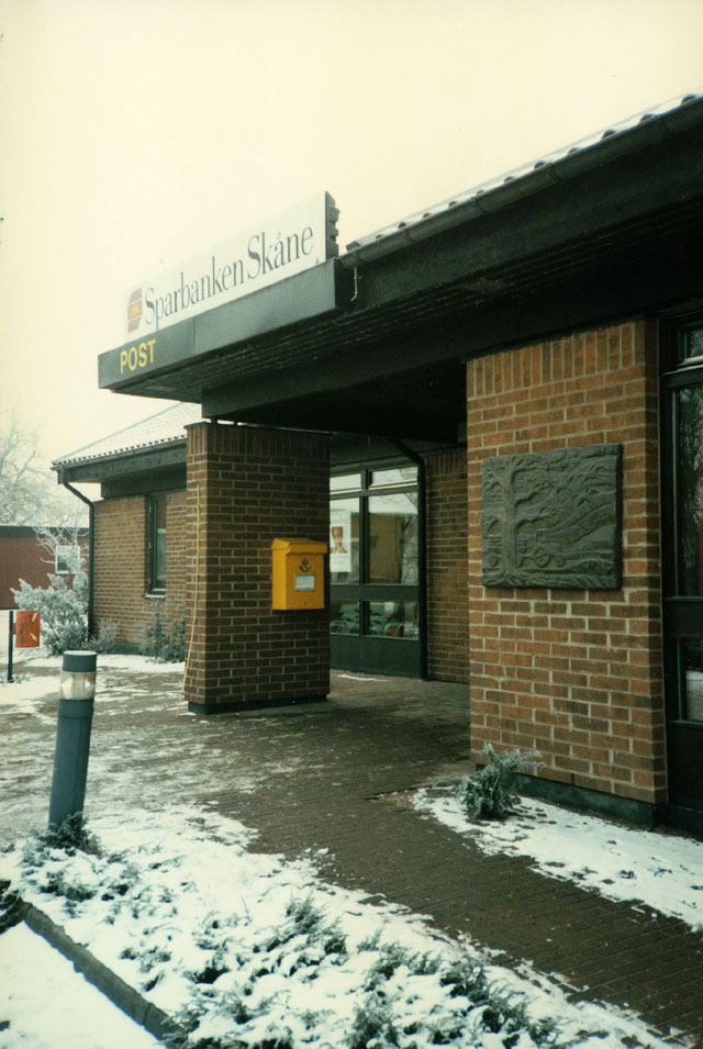 Postkontoret 260 30 Vallåkra Vallåkravägen