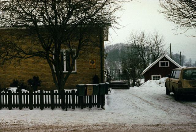 Poststället 523 03 Åsunden