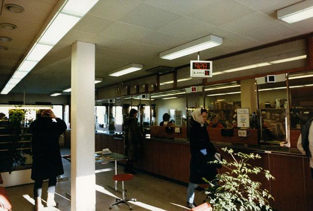 Postkontoret 650 04 Karlstad Norra Allén 1A