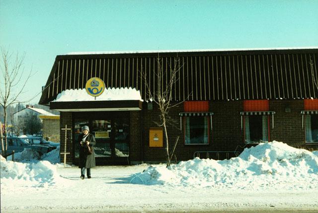 Postkontoret 779 00 Skinnskatteberg Centarvägen 1