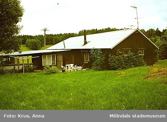 Greggered 2:15. Bostadshus/verkstad från nordväst.