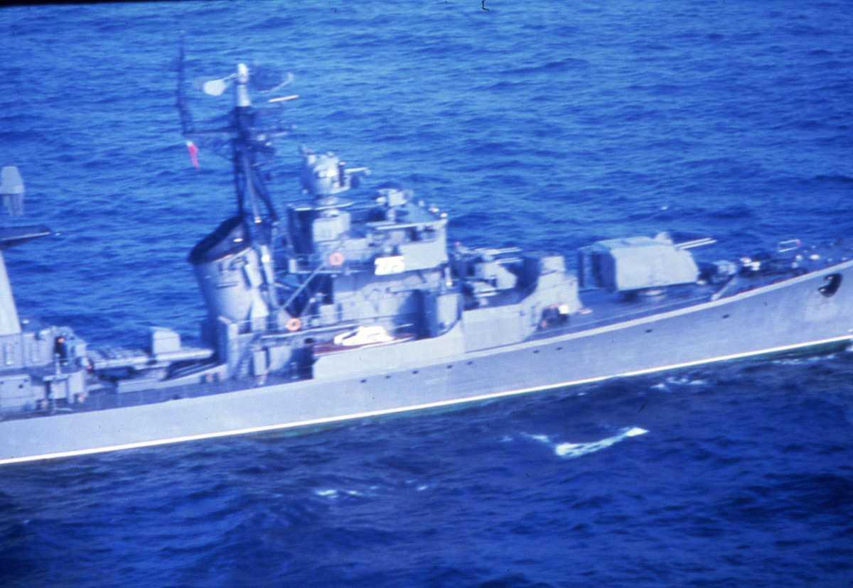 Russisk fartøy av Sam Kotlin - klassen med nr. 275.