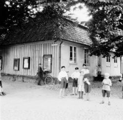 Ängelholm, Skåne Exteriör  Svensk arkitektur: kyrkor, her