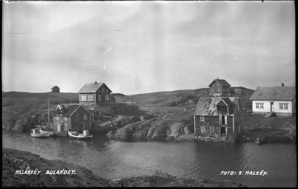 Hillersøy, Bulandet