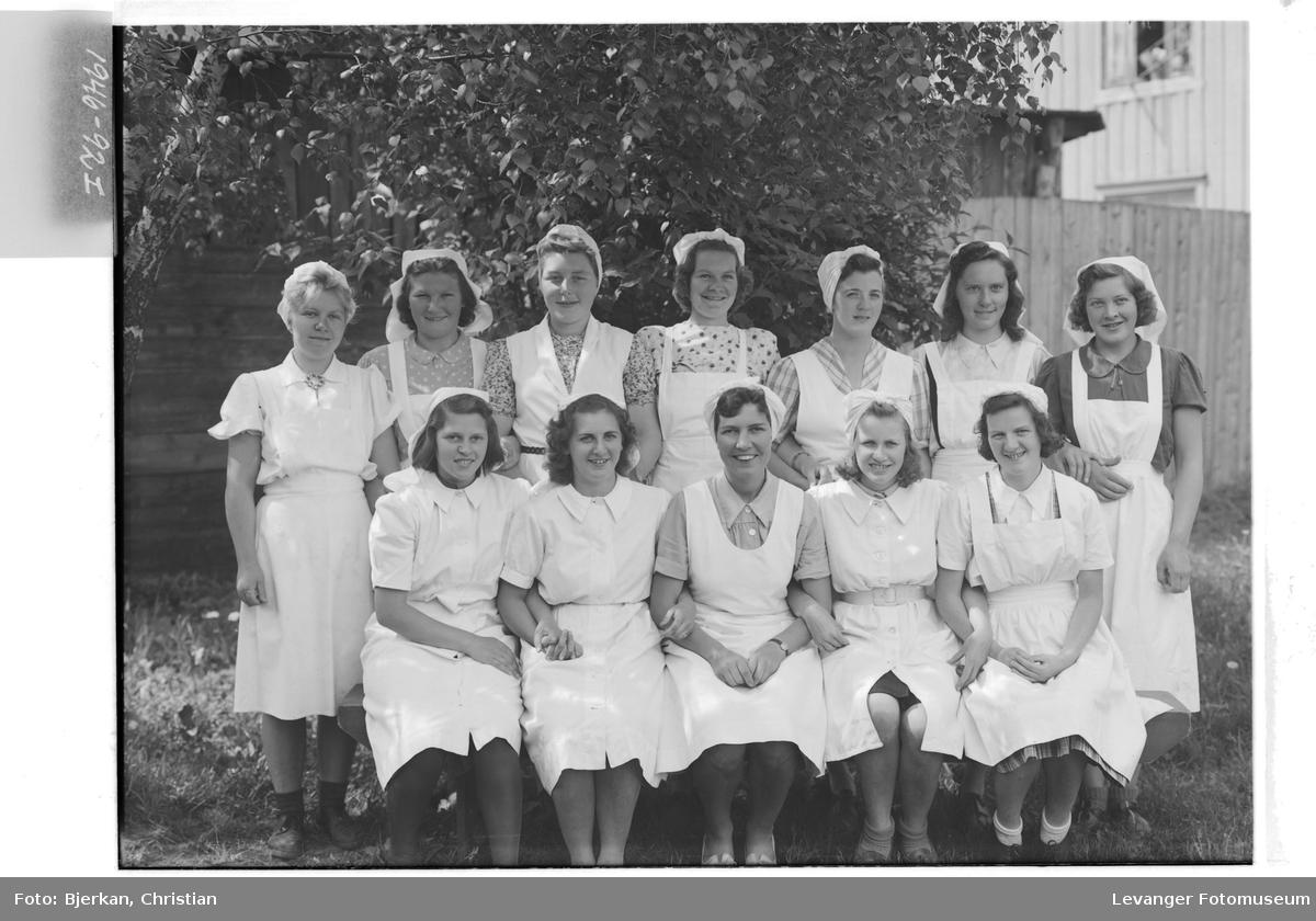 Levanger Husmorlags Husstellkurs i 1946