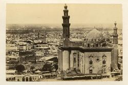 Vue general du Caire  Vy över Kairo