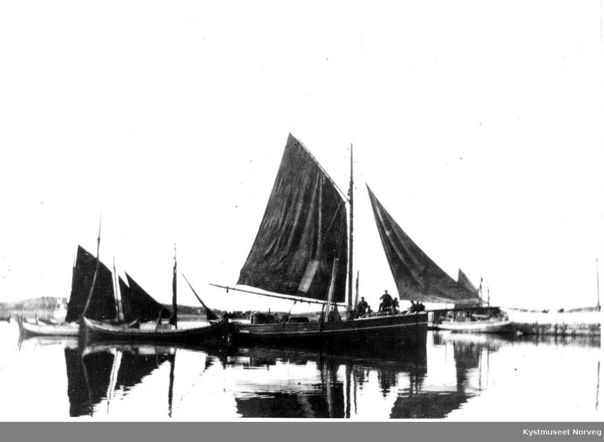 Bjugn, sildefiske i Vallersund