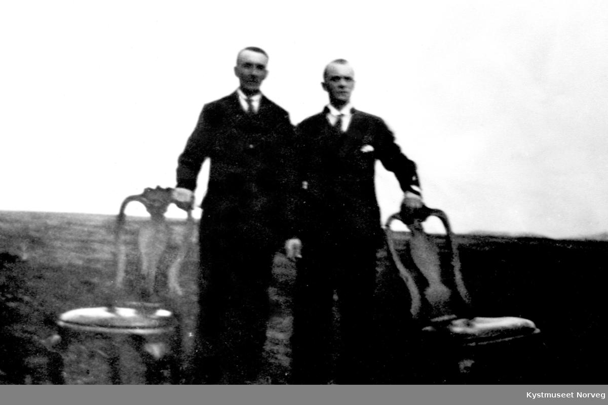 Adolf og Neumann Horsfjord