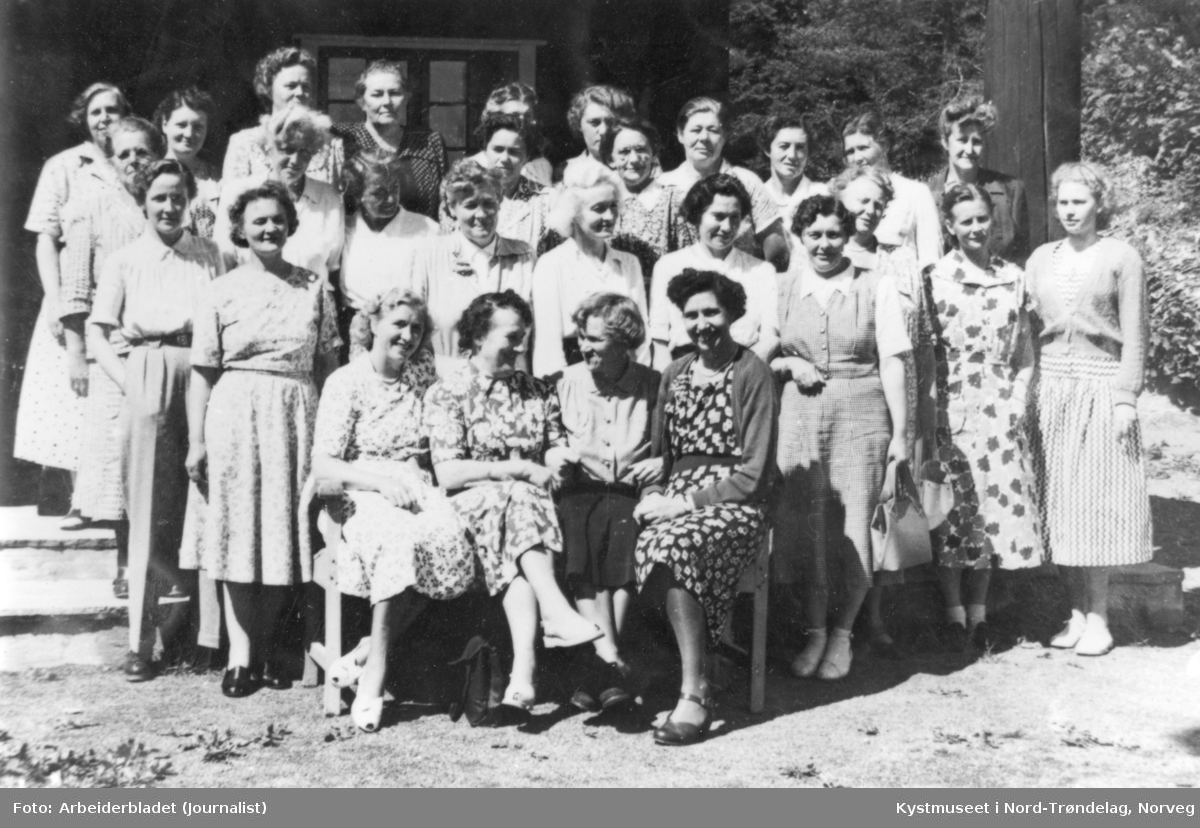 Leangkollen i Oslo, talekurs i 1951
