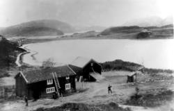 Tømmervika eid av Ingebrigt Gudbrandsen