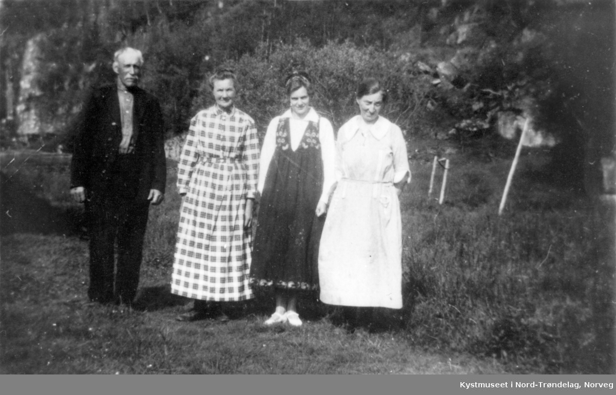 Simon Moe, Anne Moe, Karen Ask, Astrid Jøssund Laukvik
