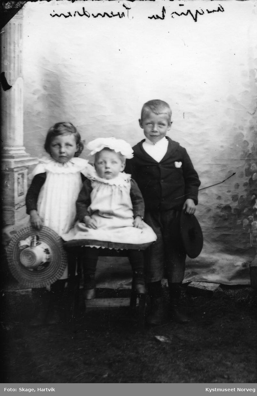 Barn av Augusta Svendsen?