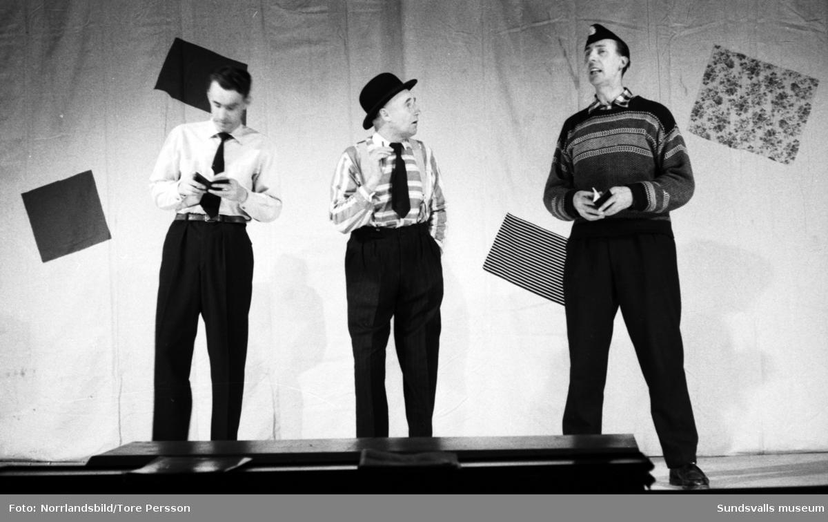 Elis Ågrens nyårsrevy 1959.