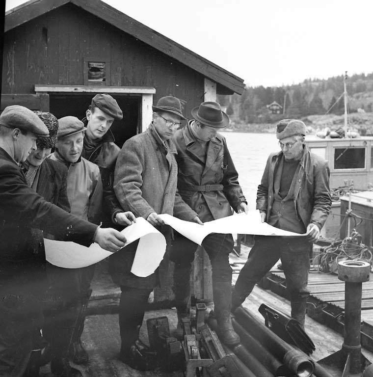 Prov kring Nötesundsbron