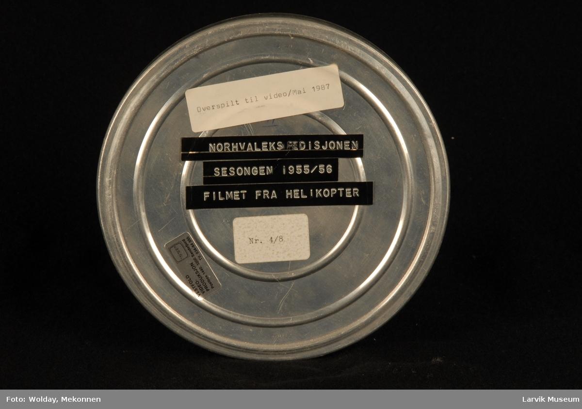 Norhvalekspedisjonen sesongen 1955/56
