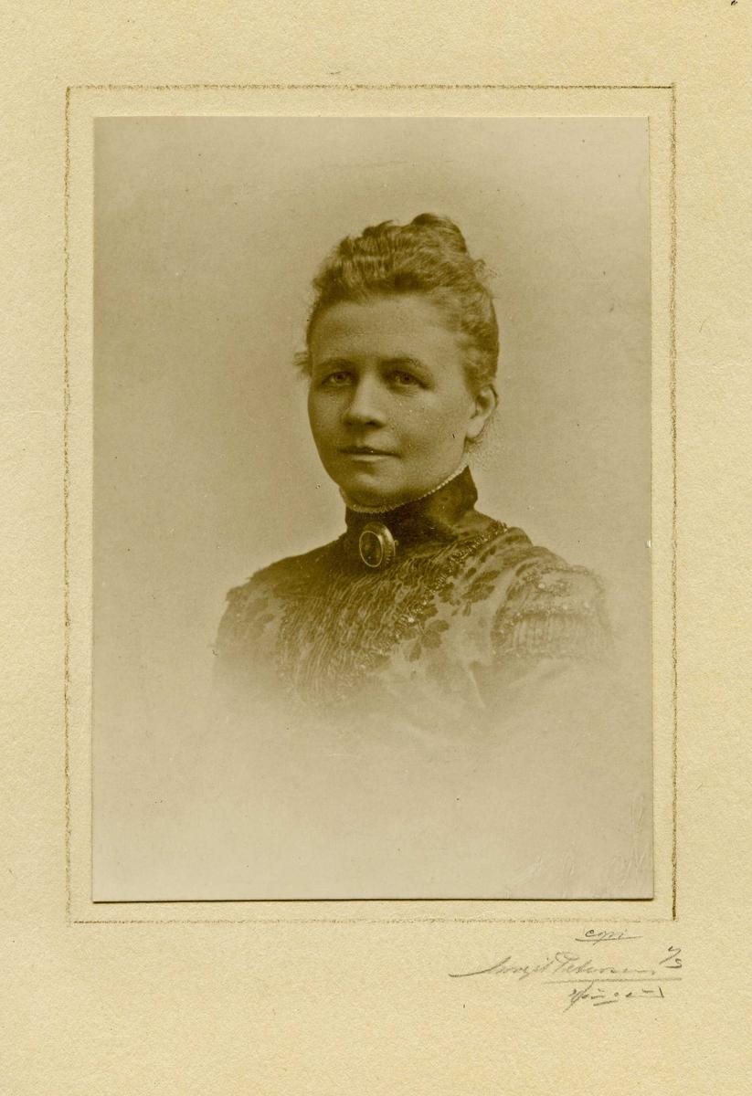 Portrett - Dame.