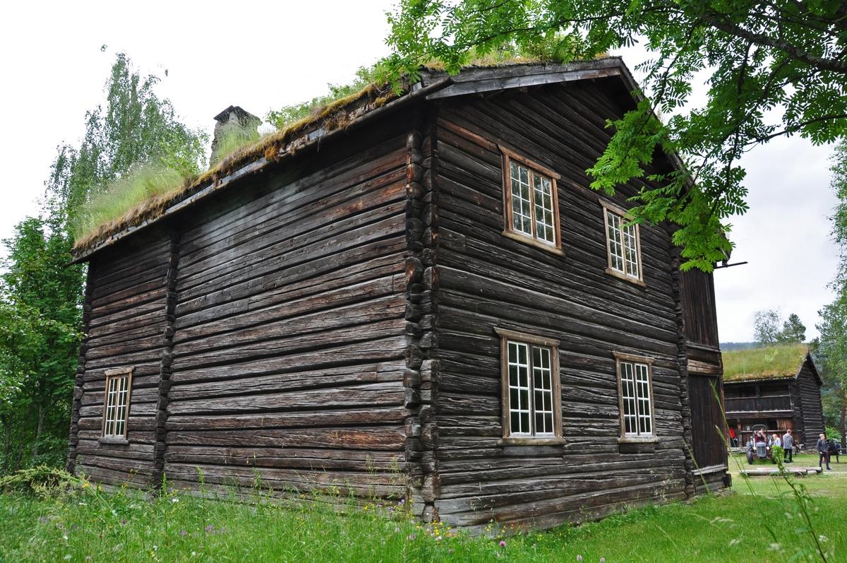 Tradisjonell bygning frå Etnedal
