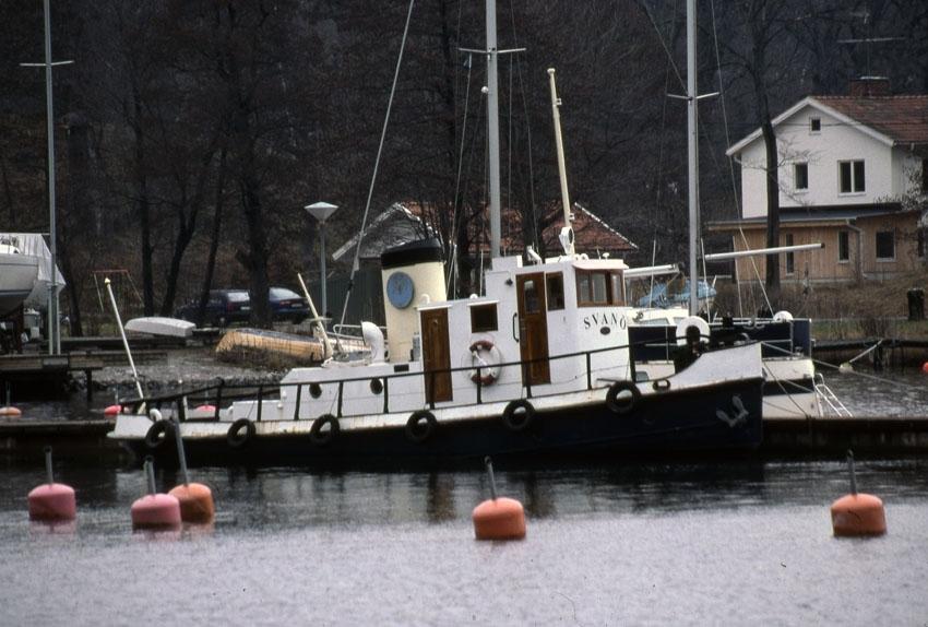 Fartyg: SVANÖ                           Övrigt: Fototillfälle: 2006-04-29