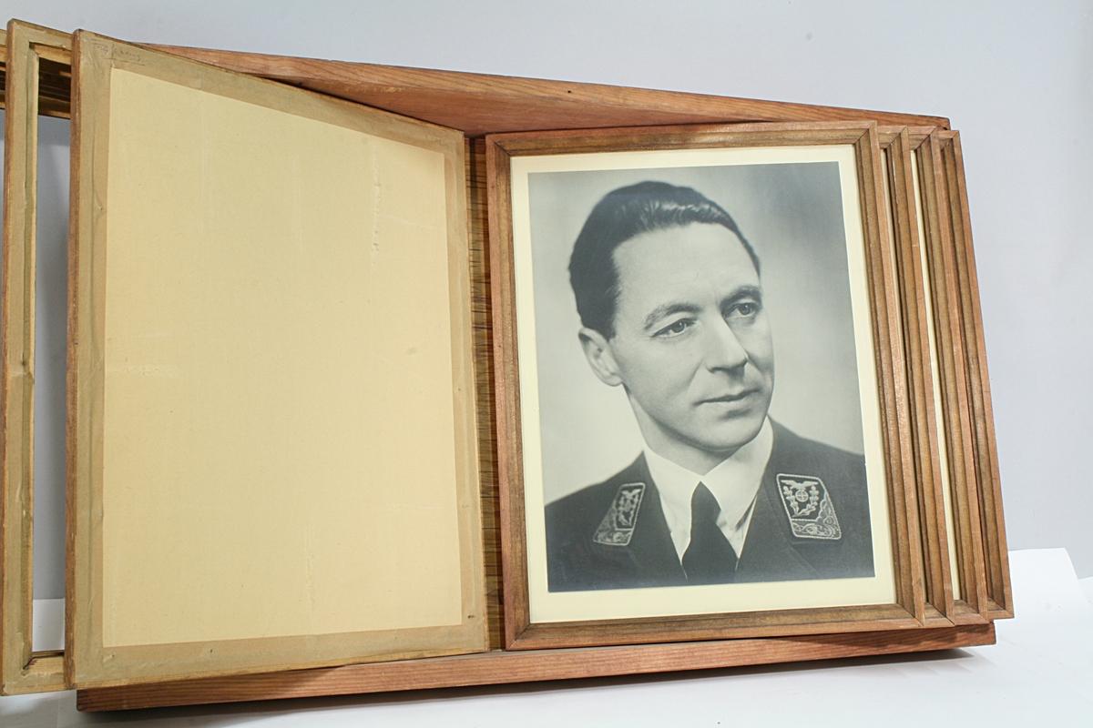 Portrett, Gulbrand Lunde