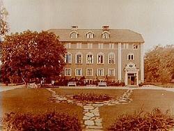Stora Segerstads lantmanna och lanthushållsskola, trevånings