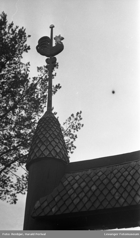 Værhane, fra friluftsmuseet på Glomdalsmuseet.